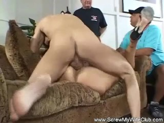 Top 1o Porn She Perform Better Infront Of Her Husband, Blonde Blowjob Hardcore Pussy Licking