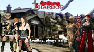 Let's Play High Tide Harbor 3D Sex Game Playthrough! Out Now at Affect3D