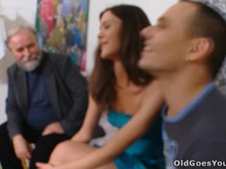 Mens feet porn movie