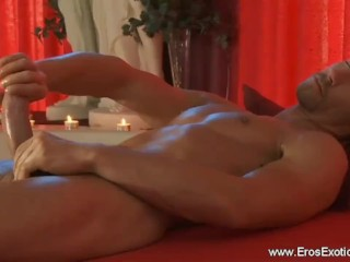 Erotic Massage For His Cock