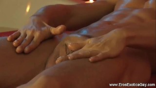 Cock for massage erotic his couples learn