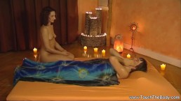 Massage For The Male Penis