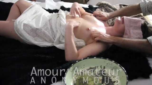 Best natural bosoms nude - Egyptian erotic balm massage - part three - facial and bosom