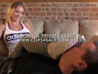 Magali's Private Session - www.c4s.com/8983/16549022