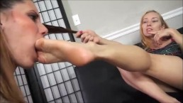 Jae lynn worships Orias part 2 Brattyfootgirls.com