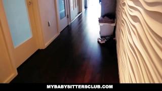 MyBabySittersClub - Babysitter Thief Fucked To Keep JoB