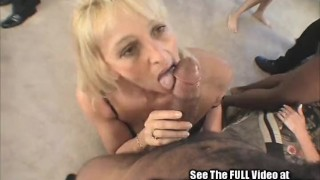Cock party black for white big wives milf big
