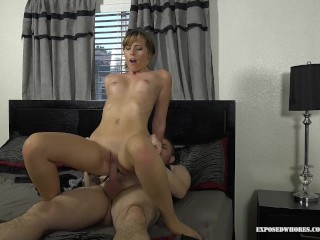 Xvideos Acompanhantes Babysitter Katie Star Sees The Wife Leave So She Goes In, Fucks