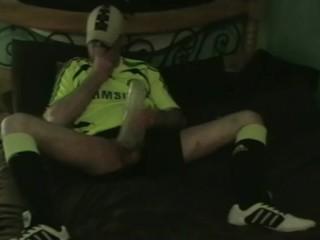 Soccer Fleshlight Fuck