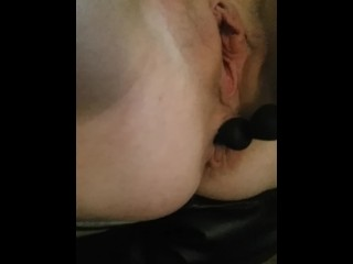 Amateur Horny Milf Wet Pussy Anal Beads Dildo DP Teen Homemade Reality Sexy