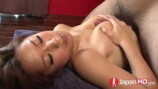 Gorgeous Japanese Tiny Teen  big natural tits high heels clit rubbing teasing masturbation hairy pussy blowjob bikini pov striptease fingering japanhd titty job