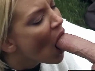 BrutalClips - She offers her pussy but it's her ass he wants to fuck