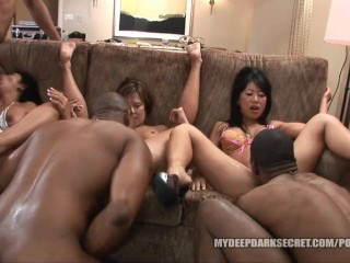 Swinger group sex movie