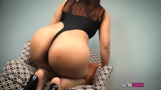 Preview 3 of Cum For My Asian Ass