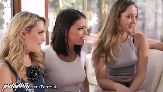 Malkova orgy video mia described ass fucked foursome tits