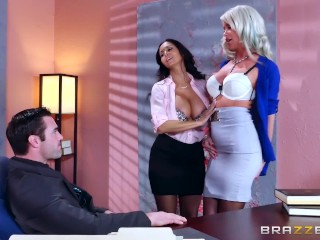 Best friend starts threesome shared cock, anna malle porn 3gp video