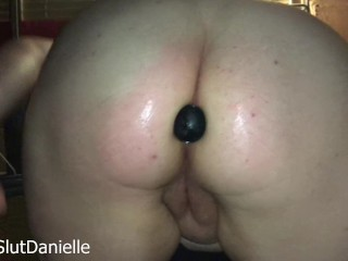 Danielle and Tiana pee in public - BBW POV peeing