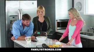 Familystrokes - don't tell mom..