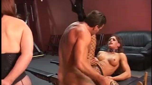 Bb gunns boobs Live in slave 4 - scene 4