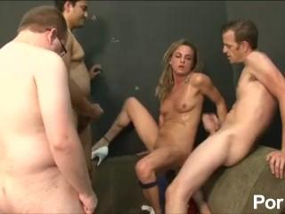 Who Is The Nastiest Girl In Porn Fucking, MILF Gangbang Fantasies 1- Scene 3 Blonde Cumshot Hardcore