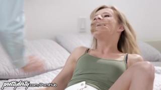 On jillian teachers squirts janson cock tits natural