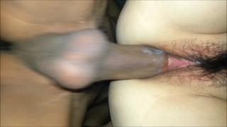 Perfect creampie big up