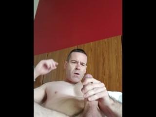 Masturbating in my hotel room