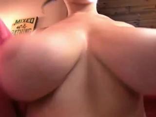 Most Amazing Tits Bubble Bath