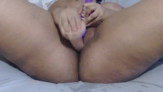 squirting on my bed