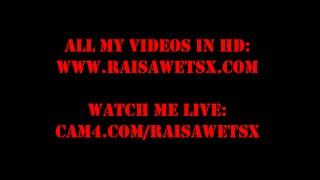 RaisaWetsX Halloween Horsecock Fun! trailer