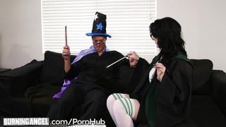 harry potter xxx porn parody