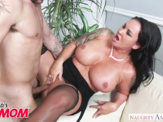 Veronica Gold Fucking, Big Tits Love Big Dicks Sex