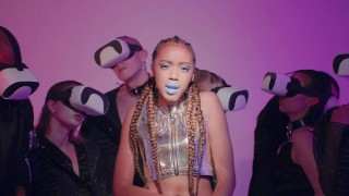 """Mykki Blanco feat. Jean Deaux """"Loner"""" [Official Video]"""