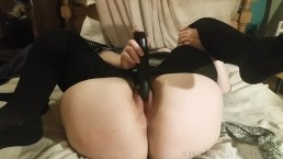 Tights and squirting