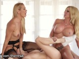 StepMom and Doctor Examine Her Pussy