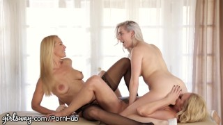 StepMom and Doctor Examine Her Pussy Riding off