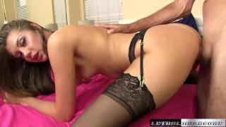Elena her roommate perverted fucks masturbation skinny