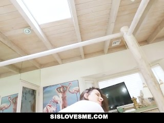 SisLovesMe- Step-Sis Pays Back With Anal