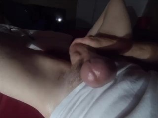 Blowing my load (POV)