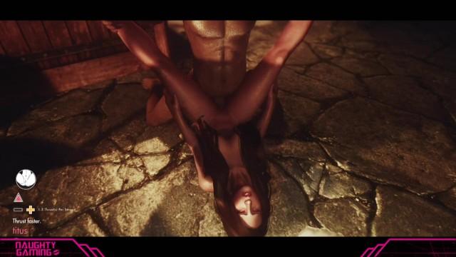 Skyrim sex animation mod