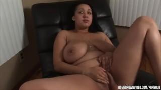 Sista got dem my titties yuge homegrown curvy