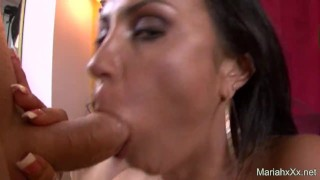 Sharing a Big Dick Sluts Jessica Jaymes and Mariah Milano!
