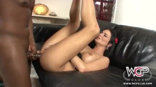 Stunning Anal Cuckold housewife  big black cock lingerie bbc wcpclub cuckold blowjob interracial brunette petite huge cock anal housewife pussy licking kitchen sex shaved pussy