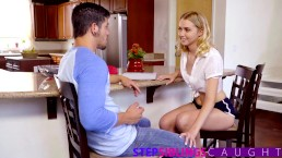 StepSiblingsCaught - Horny Step Sis Will Do Anything For Help