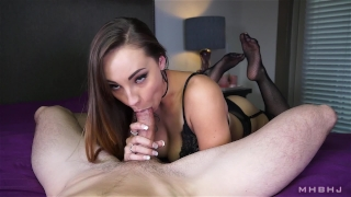 Sasha Foxxx - Legendary cock sucker Fuck swallow