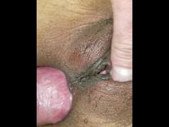 20yo ameture Virgin ass gets a big dick