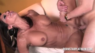 Hot Latina PornStar Makes Booty Call To Young Stud
