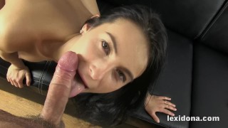 Preview 5 of Let me suck your cock until you cover my face in cum