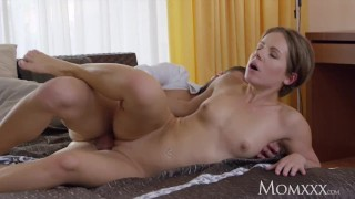 MOM Sexy MILF wants romantic creampie  natural pussy-eating creampie erotic momxxx mom blowjob female-friendly sensual hardcore cowgirl mother romantic nice-ass intimate