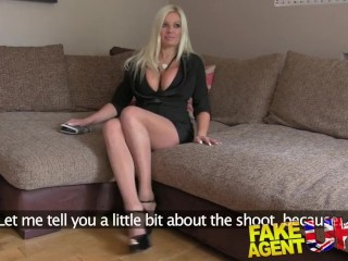 Iptables Log Analyzer Fakeagentuk Sultry Blonde Milf With Big Tits Gets Tied Up And Fucked Rotten